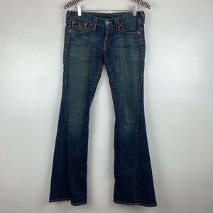 True Religion Joey Flare Jeans 29 E3517